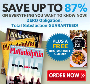 Subscribe to Philadelphia Magazine