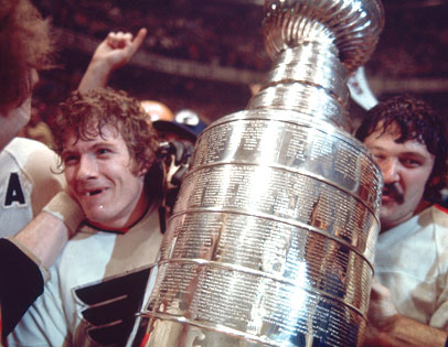 50. FLYERS WIN BACK-TO-BACK STANLEY CUPS, 1974-'75