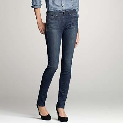 J Crew High-Waisted Skinny Jean