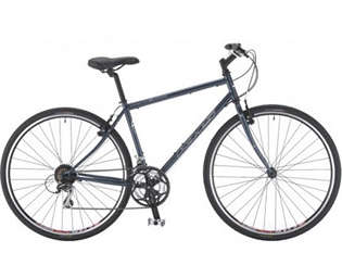 For the New Bike-to-Worker: KHS Urban-Xpress