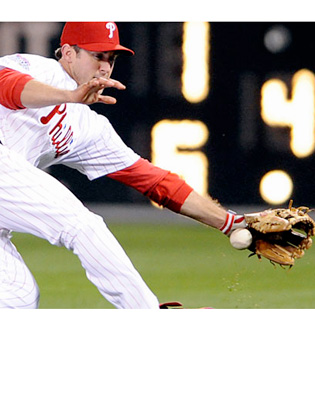 FOR THE NEXT …Chase Utley