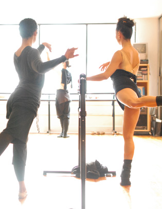 YOU WANT TO ... LEARN BALLET — AND GET LONG,  LEAN, AND GRACEFUL