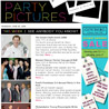 Get party pictures in your inbox every week. <b>Sign up for FREE!</b>