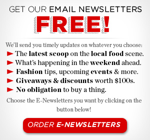 Sign Up for Philadelphia Magazine Newsletters