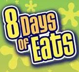 8 Days of Eats
