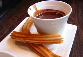 Churros at Apamate
