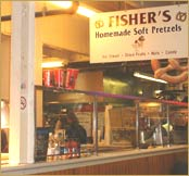 Fishers Soft Pretzels