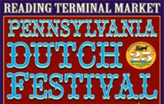 Reading Terminal Market Pennsylvania Dutch Festival