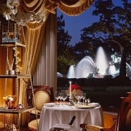 Fountain at the Four Seasons
