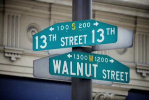 13th & Walnut