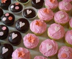 Cupcakes at Brown Betty