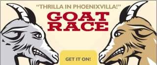 Sly Fox Goat Race