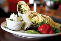 Ida Mae's Breakfast Burrito
