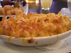Mac and Cheese at North Bowl