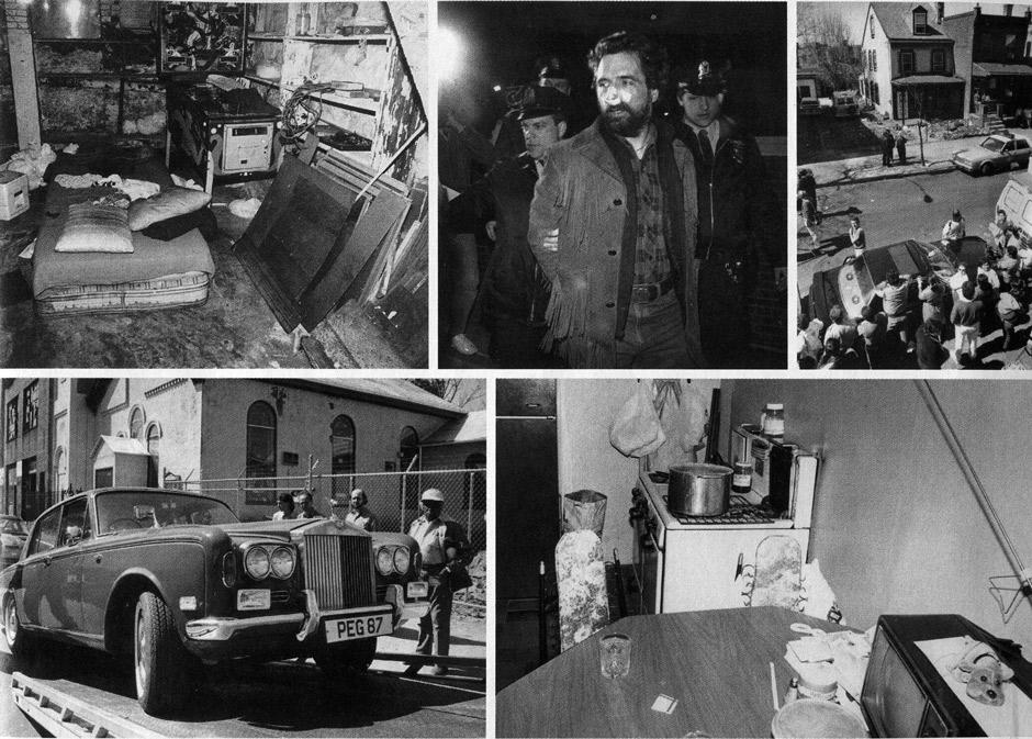 House of Heidnick Philadelphia Murder