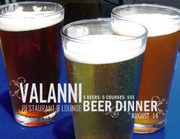 Valanni Beer Dinner