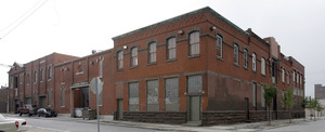 Weisbrod & Hess brewery in Kensington