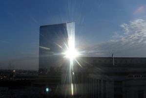 Sunrise At Cira Centre
