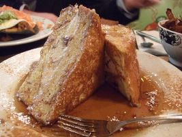 Sabrina's Cafe and Spencer's Too - French Toast