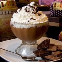 Frozen Drinking Chocolate