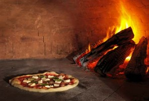 Earth Bread + Brewery's Wood Burning Oven