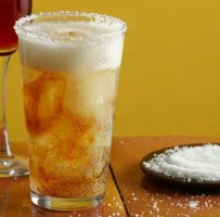michelada - via Fine Cooking