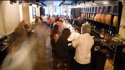 The Bar at Amada
