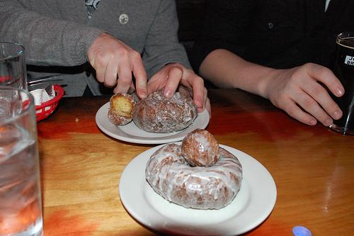 Johnny Brenda's Whiskey Doughnut - Photo by Benjamin Haas