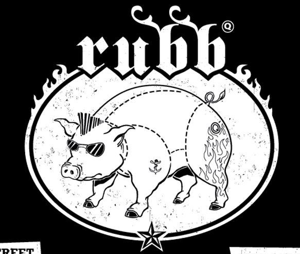 Rubb - one tough pig