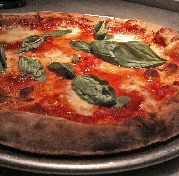 Stella Margarita Pizza - Photo by Philadining