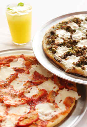 Tiffin Etc. brings the flavors of India to the pizza pie.