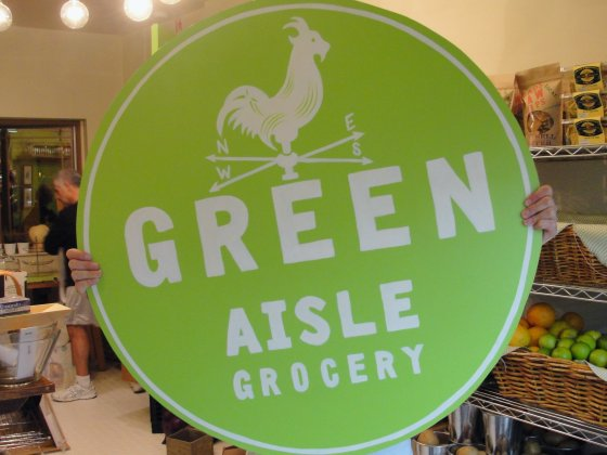 Green Aisle Grocery via Grub Street