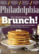Philadelphia Magazine Brunch Cover