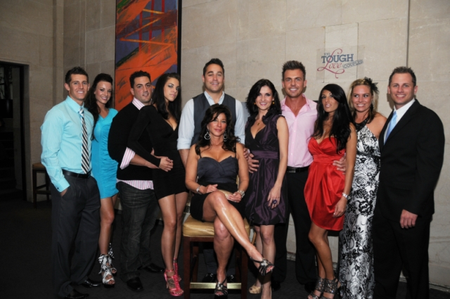 VH1 Tough Love Couples Screening with Joanne and Steven Ward