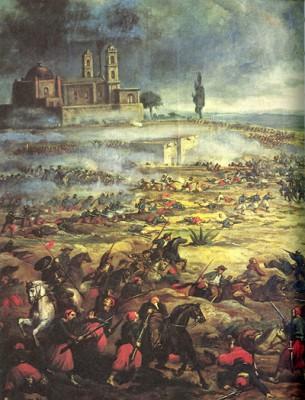 Battle of Puebla