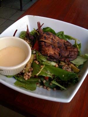 marathon veg grain salad