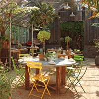 Styer S Garden Cafe At Terrain Adding Dinner Service