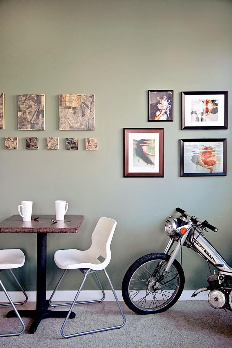 Soup Kitchen - Photo by Courtney Apple