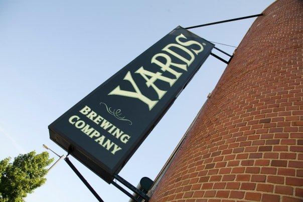 Yards Brewery - Regional Brewery