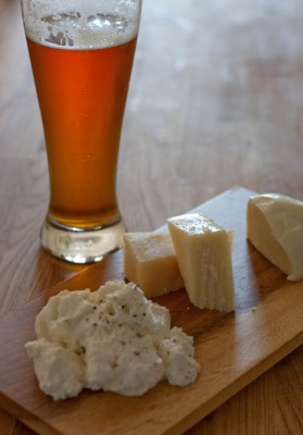 We know beer and cheese are supposed to be aged, but this is ...