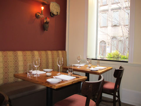 Russet Dining Room