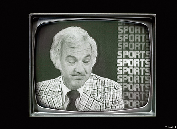 local philadelphia sports anchor Al Meltzer