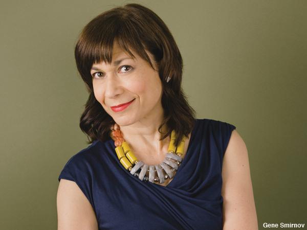 Philadelphia Inquirer Architecture Critic Inga Saffron