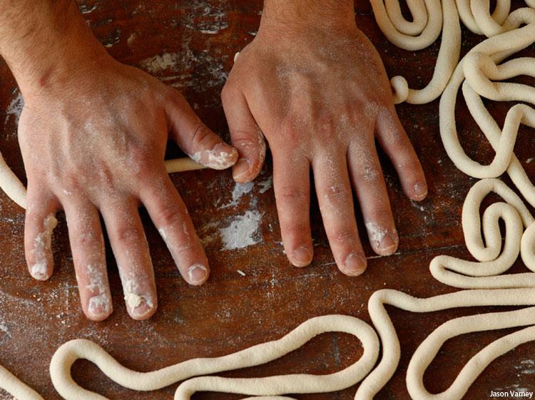 Best Italian Restaurants in Philadelphia: Pasta at Le Virtu