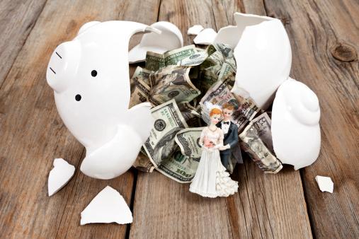 Average Wedding Costs $27,000
