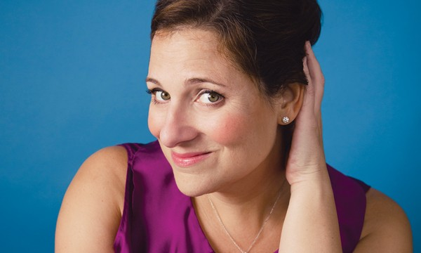 New York Times best-selling author Jennifer Weiner