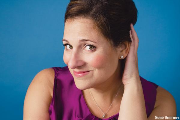 New York Times best-selling author Jennifer Weiner