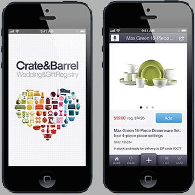 C&B's new registry app