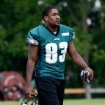 Philadelphia Eagles wide receiver Marvin McNutt