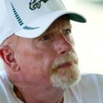 Philadelphia Eagles defensive line coach Jim Washburn
